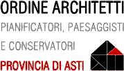 Logo Ordine Architetti Asti