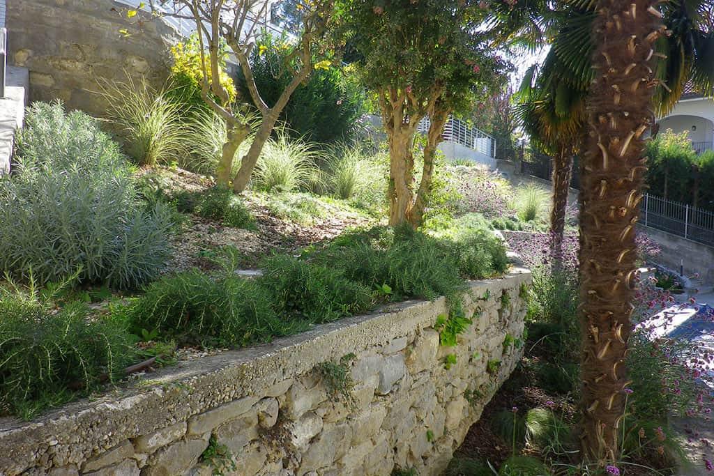 Giardino a terrazzamenti | Antonella Pirovano - Architetto Paesaggista